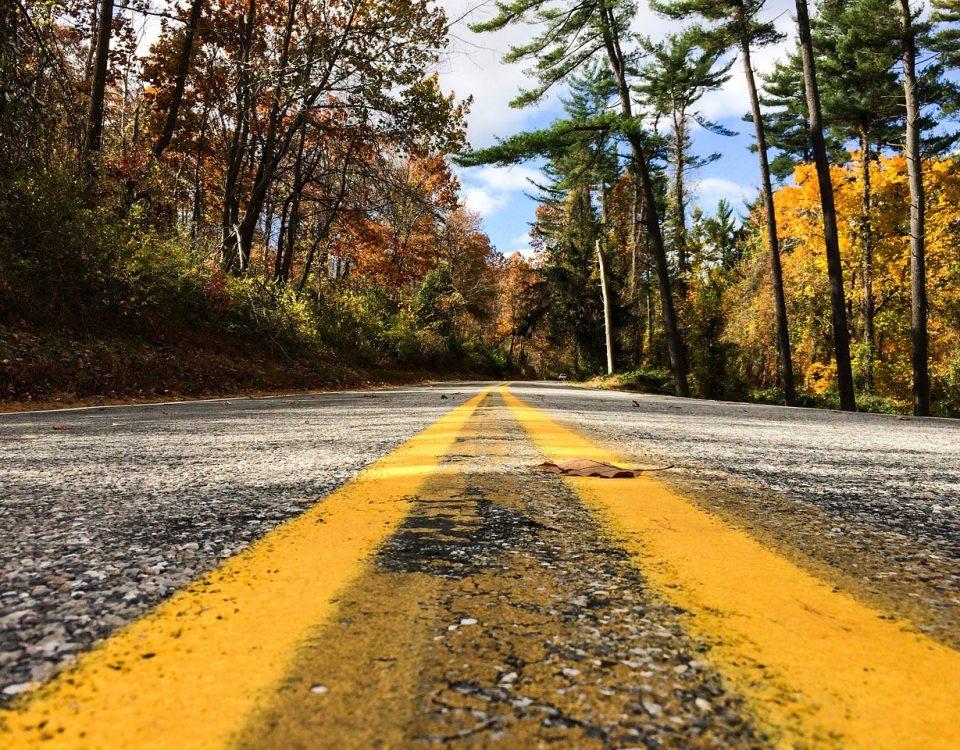 Asphalt, Roads